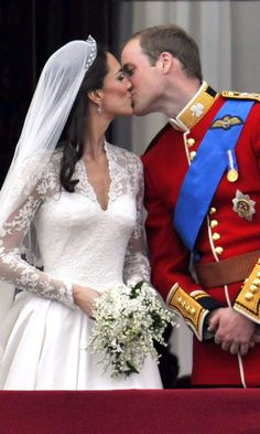 Kate Middleton and Prince William's Royal wedding.....she is the best thing that has happen to the royal family since Princess Diana.