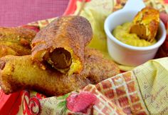 Recipe of the Day: Vegan Corn Dogs