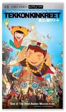 [ Tekkonkinkreet (2006) ] : In Treasure Town, life can be both peaceful and violent. This is never truer than for our heroes, Black and White - two street kids who claim to traverse the urban city as if it were their own. But in this town, an undercurrent of evil exists and has its sights set on the pair of brothers, forcing them to engage in battle with an array of old-world Yakuza as well as dangerous assassins vying to rule the decaying metropolis, Treasure Town