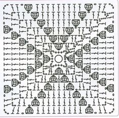 Mis Pasatiempos Amo el Crochet: 1000 Patrones de cuadrados de la abuela: