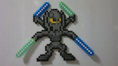 General Grievous (mega man style) -- perler beads