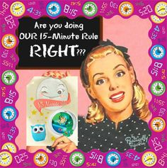 The Practically Perfect Baby - Make Sure You're Doing Our 15-Minute Rule...Right!The Practically Perfect Baby