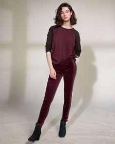 b9c930622b5 adidas Originals Velvet Vibes Leggings In Maroon | velvet | Adidas ...