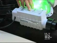 Dr. Frank stops by KDKA in Pittsburgh, PA to discuss some of Pentair's most popular products, including the IntelliChlor Salt Chlorine Generator, MasterTemp Heater and the IntelliBrite LED Light.