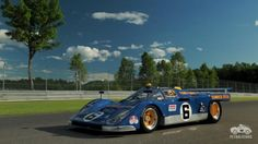 David Hobbs Penskes Ferrari and the unluckiest race car in the world