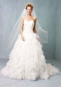 Ian Stuart Bride Wedding Dresses - The Knot