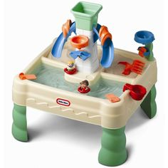 Free Shipping when you buy Little Tikes Endless Adventures Sand and Water Waterpark at Wayfair - Great Deals on all Baby and Kids products with the best selecti...