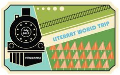 Calling All Authors & Bloggers for a Literary World Trip (#litworldtrip)