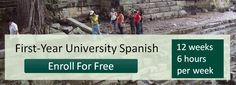 Spanish MOOC   The first open online Spanish course for everyone Spanish Teacher, Spanish Class, Teaching Spanish, Foreign Language, English Language, Massive Open Online Courses, Spanish Courses, Learning Resources, Never Give Up