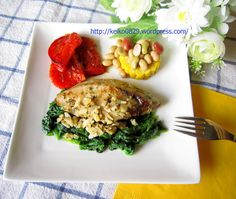 White Fish (mahi mahi) Meuniere with Lemon Garlic Butter Sauce