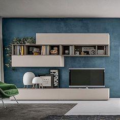 Inspired tv wall living room ideas (16)