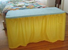 Craft Fair Table Cover   AllFreeSewing.com
