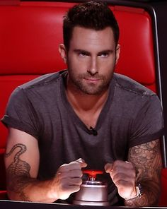 Adam now he is hot! I love his tattoos on his arm. Only thing about him is that he is too skinny.
