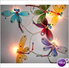 dragonfly fairy lights