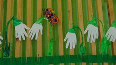 Egy csokor tavaszi dekoráció - Óvó néni.blog.hu Diy Crafts For Kids, Garden Landscaping, Techno, Nursery, Landscape, Spring, Blog, Painting, Creative