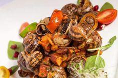 Nasze danie w Euro Chef ;)  Polecamy, inne przepisy ze ślimaków  znajdziesz tutaj www.snailsgardenhoreca.com