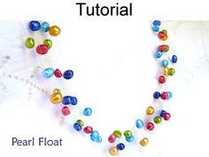 Tutorial Beading Pattern Multistrand Pearl by SimpleBeadPatterns