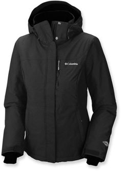 Columbia Women's Alpine Action OH Insulated Jacket Black XS