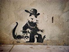 Banksy at it again