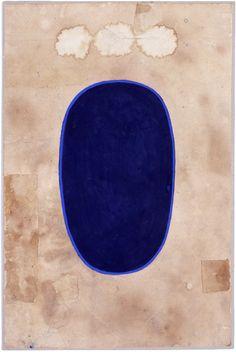 Anonymous tantric painting, Shiva Linga, 1972, Jaipur
