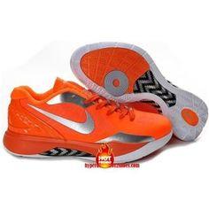 huge selection of b33b5 c1fd5 Nike Zoom Hyperdunk 2011 Low Blake Griffin PE Orange Silver Orange  Clearance Shoes, Orange Basketball