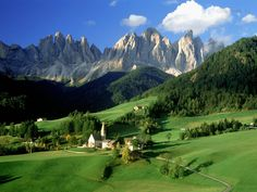 Val Di Funes Dolomites Italy (id: 80752)   WallPho.com