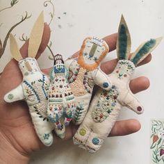 Břichopas about toys: Megan Griffiths