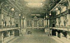 Philharmonie, Berlin -  The Philharmonie was one of three great concert halls destroyed in World War II.