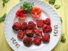 YUMMY TUMMY: Chicken Tikka made in Oven