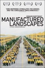 Manufactured Landscapes (US Edition) - dvd, Good documentary about Edward Burtynsky's photography of electronic waste - he does oversized prints engaging w/ ideas of sublimity & environmental issues Cinema Movies, Movie Tv, Movies To Watch, Good Movies, Funny Movies, Thought Provoking Movies, Bobe, Industrial Revolution, Moving Pictures
