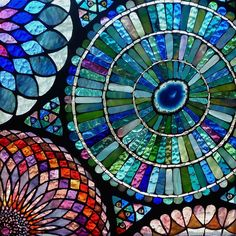 Stained Glass and Mosaics in Stroud, by Siobhan Allen | Prints | Siobhan Allen Stained Glass and Mosaics - Crafting For Ideas