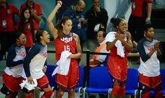 Blog Esportivo do Suíço: EUA vence Mundial de basquete feminino pela nona vez