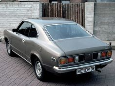 Mazda 818 Coupe '1975–77