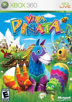 """Viva Pinata"" for Xbox 360 (2006)"