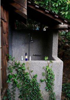 Outdoor Shower Design Tips - www.nicespace.me