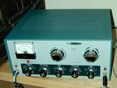 CW/AM Transmitter This was my first transmitter, built in 1970 and used with an old Hallicrafter Super Skyrider receiver. Mohawk Warrior, Shop Layout, Ham Radio, Morse Code, Transformers, 3d Printing, Coding, Tattoo Simple, Televisions