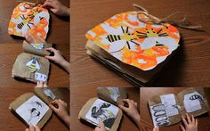 The Bee Tree - Hive paper bag book