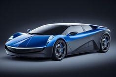 blogmotorzone: Elextra Super Car. Para leer más visita: http://blogmotorzone.blogspot.com.es/2017/05/elextra-super-car.html