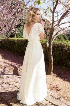 Rustic Wedding Dresses, Wedding Gowns, Simple Dresses, Pretty Dresses, Glenda, Weeding Dress, Curvy Bride, Prom Dresses, Flower Girl Dresses