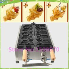 853.00$  Watch here - http://ali1qn.worldwells.pw/go.php?t=32616384926 - Commercial Non-stick LPG Gas 5pcs Taiyaki Machine multifunctional ice cream open mouth taiyaki making machine for sale 853.00$