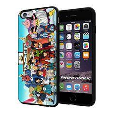 "Dragon Ball Comic (Manga) Dragonball #24, Cool iPhone 6 Plus (6+ , 5.5"") Smartphone Case Cover Collector iphone TPU Rubber Case Black [By NasaCover] NasaCover http://www.amazon.com/dp/B012BCQN32/ref=cm_sw_r_pi_dp_kqpXvb0MS4Z10"