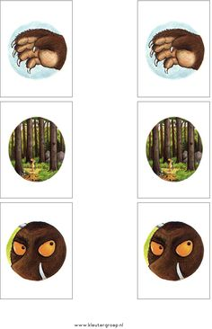 Gruffalo Activities, Gruffalo Party, The Gruffalo, Nature Activities, Activities For Kids, Story Sack, Kids Activity Books, Nursery School, Frozen Party