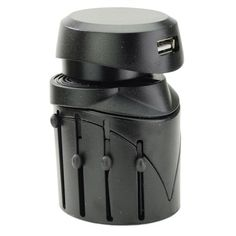 New at Lazaara the World Travel Power Adapter for only  9,16 €  you safe  50%.  Universal/World Travel Power Adaptor/Adapter/Charger Plus USB Adapter - Covers More Than 150 Countries https://www.lazaara.com/en/technology-accessories/13883-world-travel-power-adapter.html  #Lazaara #Amazing #Shopping #AmazingShopping #LazaaraAmazingShopping