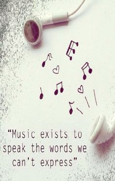 Learn English with music - express yourself- Englisch lernen mit Musik – express yourself Learn English with music – express yourself - Music Is My Escape, Music Is Life, My Music, World Music Day, Music Heart, Rock Music, Pub Radio, Music Express, Music Quotes