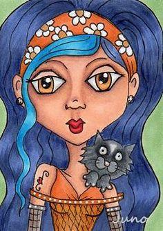 Art by AFA artist Kalimara. Click to view original
