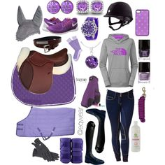 Purple Everyday Set
