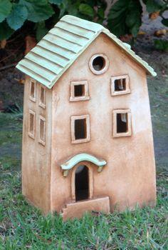 Little clay house