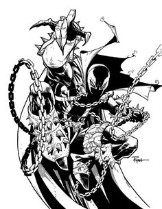 Spawn by RyanOttley.deviantart.com on @deviantART