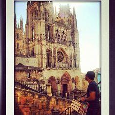 """La Catedral de #Burgos ...por @seijasguatespain • Instagram"