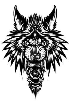 Werewolf Design by Anioue.deviantart.com on @DeviantArt